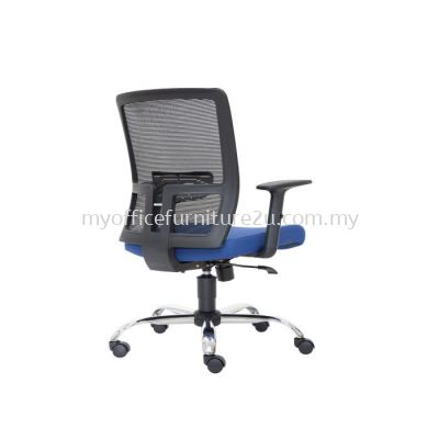 M2952H Spec Mesh Executive Chair Pu Leather