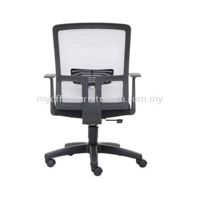 M2956H Spech Mesh Executive Chair Pu Leather
