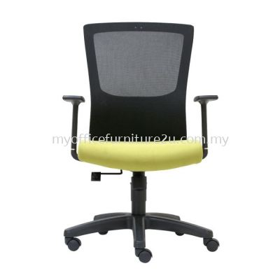 M2686H Victory Mesh Executive Chair Pu Leather