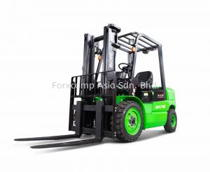 EP iMOW - 3 ton Lithium - Ion Electric Counterbalance Forklift Truck