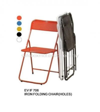 IF706 - Foldable Cafe Chair