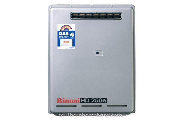 RINNAI 32L EXTERNAL GAS WATER HEATER