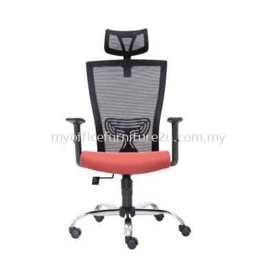 D2971H Will Mesh Director Chair Pu Leather