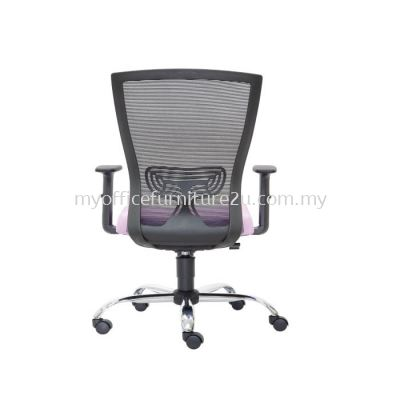 M2972H Will Mesh Executive Chair Pu Leather