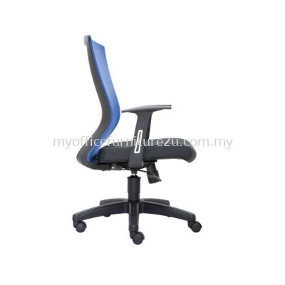 M2976H Will Mesh Executive Chair Pu Leather