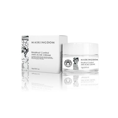 Maskingdom Breakout Control Anti Acne Cream 15ml