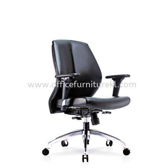 SENSE 2 EXECUTIVE LOW BACK LEATHER OFFICE CHAIR LB - Top 10 Best Model Executive Office Chair | Executive Office Chair Jalan Sultan Ismail | Executive Office Chair Serdang | Executive Office Chair Balakong