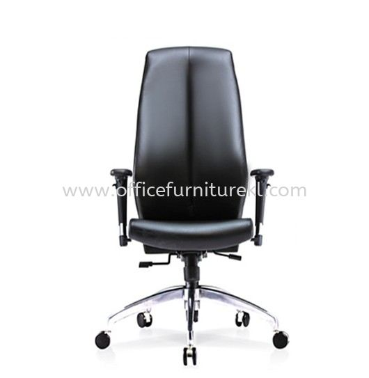 SENSE 2 EXECUTIVE HIGH BACK LEATHER OFFICE CHAIR HB - Top 10 Best Value Executive Office Chair | Executive Office Chair Jalan Ampang | Executive Office Chair Kepong | Executive Office Chair Bandar Puteri Puchong