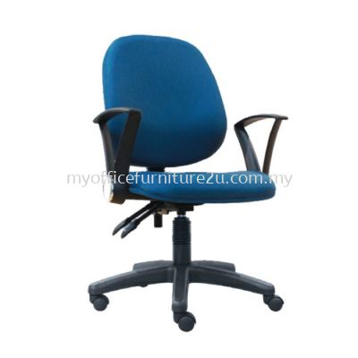 T427HA Typist Chair Pu Leather