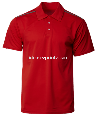 CRP2502 RED/CHARCOAL