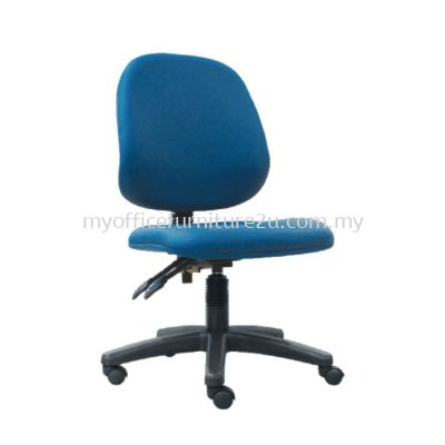 T428H Typist Chair Pu Leather