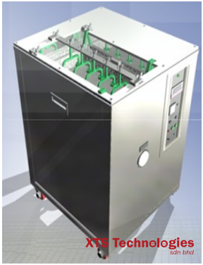 Electrolysis Mould Cleaner - XUE by XTS Technologies