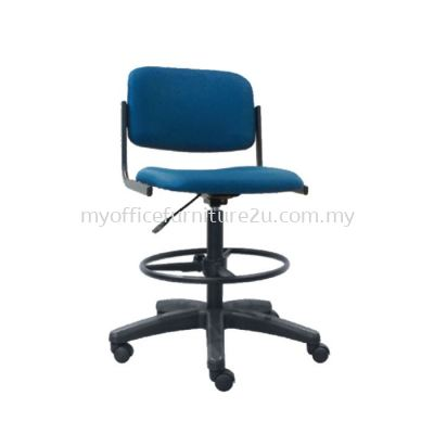 T431H Typist Chair Pu Leather