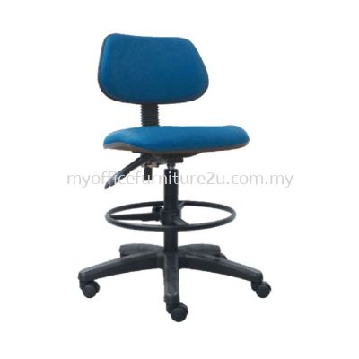 T432H Typist Chair Pu Leather