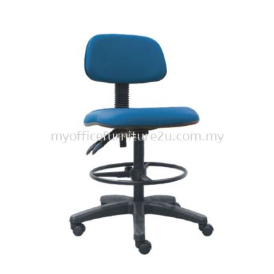 T433H Typist Chair Pu Leather