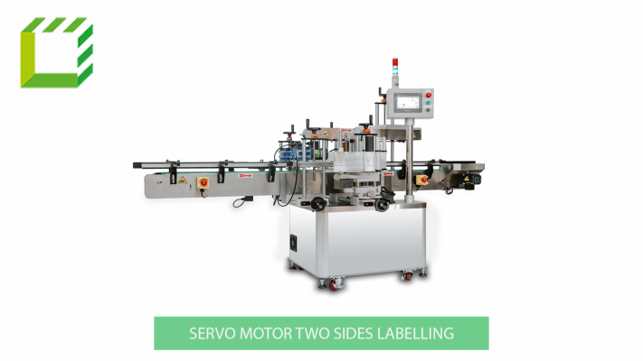 Servo Motor Two Sides Labelling Machine (Taiwan)