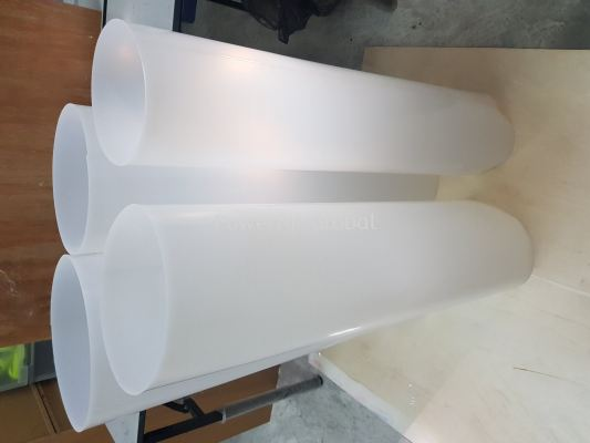 Silicone Rubber Sleeve Translucent