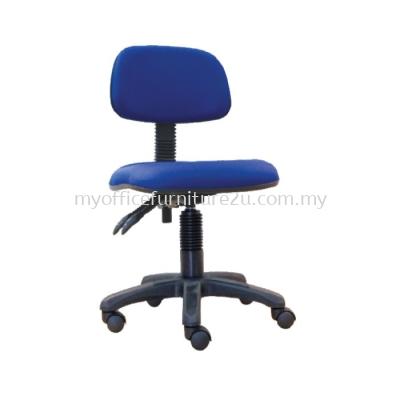 T414H Typist Chair Fabric