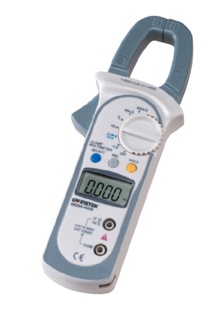 GW INSTEK GCM-403 & GCM-407 Digital Clamp Meter