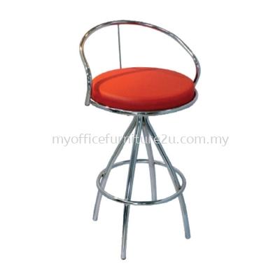 B772C Barstool High Chair Pu Leather
