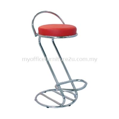 B778C Barstool High Chair Pu Leather