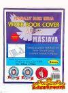 Work Book Cover 265mmx190mm Book Wrapper Stationery