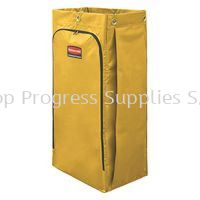 6163 Single Waste Wire Bag Holder