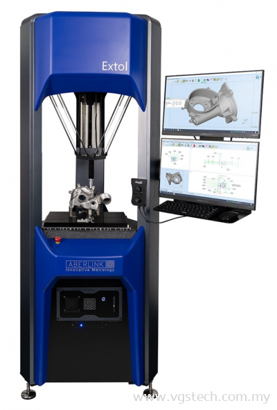 Shop Floor CNC CMM with Delta Mechanism