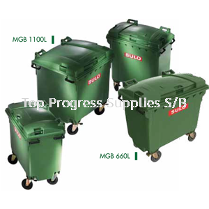4-WHEELED CONTAINER SYSTEMS