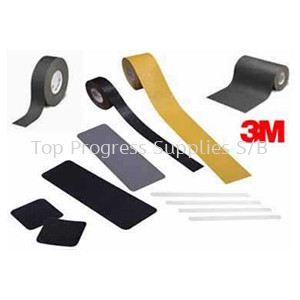 3M SAFETY-WALK SLIP RESISTANT TAPES AND TREADS