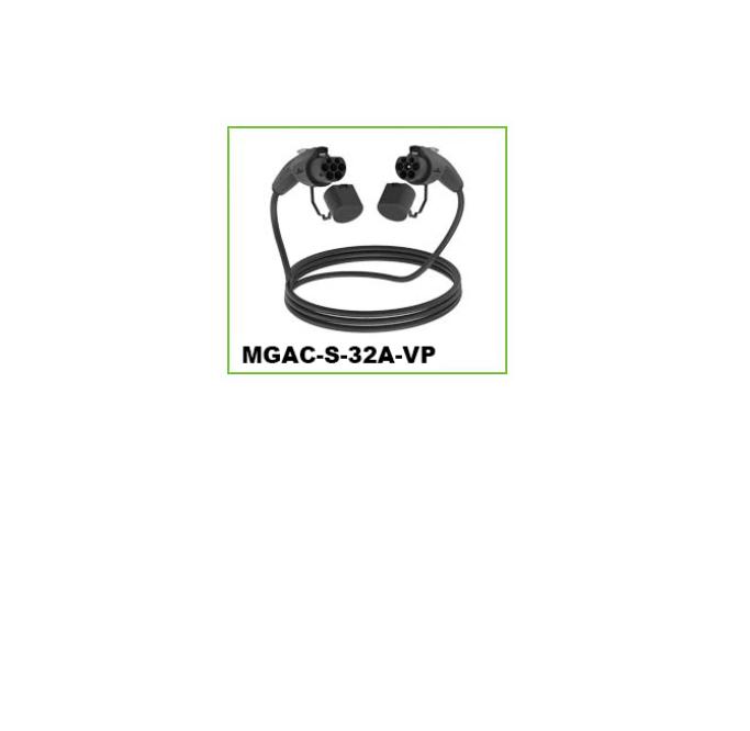 DEGSON - MGAC-S-32A-VP GB AC CHARGING CONNECTOR PLUGS
