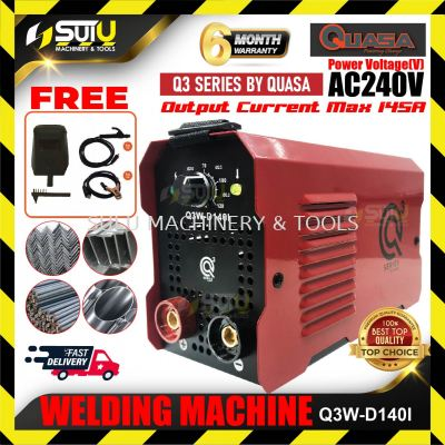 QUASA Q3W-D140I MINI INVERTER WELDING MACHINE 145A
