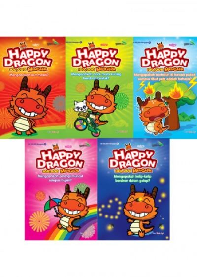 Happy Dragon 100000 Mengapa