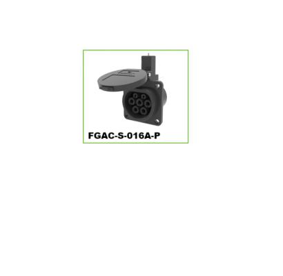 DEGSON - FGAC-S-016A-P GB AC CHARGING CONNECTOR PLUGS