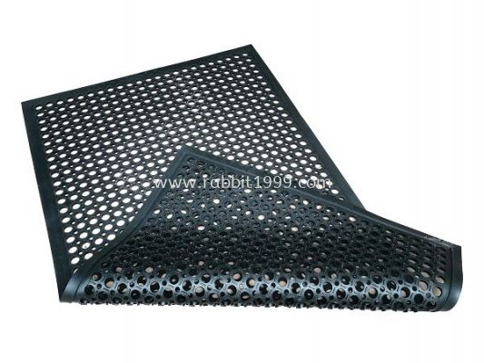 SAFE WALK MAT - black