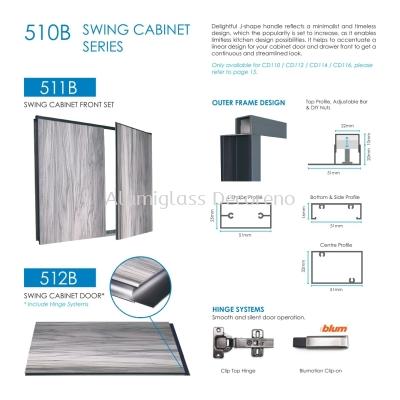 510B Swing Cabinet Series