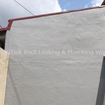 Wall Water-Proofing
