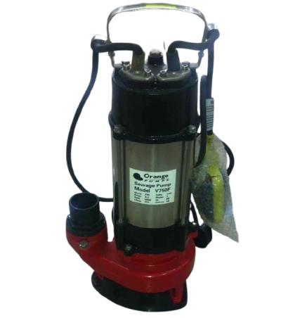 Orange V750F / V1100F Submersible Pump
