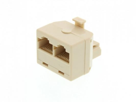 ADAPTER SOCKET 1 TO 2