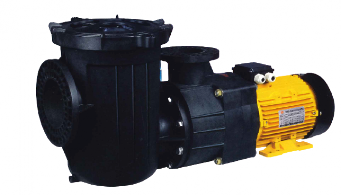 Orange, Swimming Pool Pump FCP-A