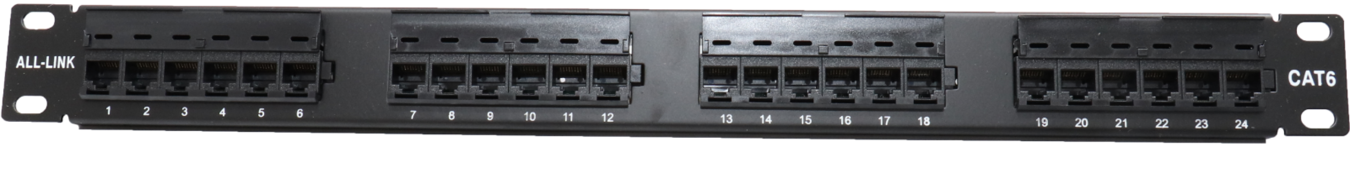 ALL-LINK CAT6 UTP 24PORT
