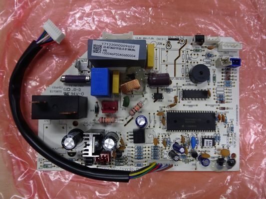 CARRIER 1712200009659 I.C. BOARD (S/S 201331390128) FOR 42KCE009-708/009-718