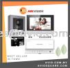 Hikvision DS-KIS702-P 2 wire Video Intercom Kit INTERCOM SYSTEM