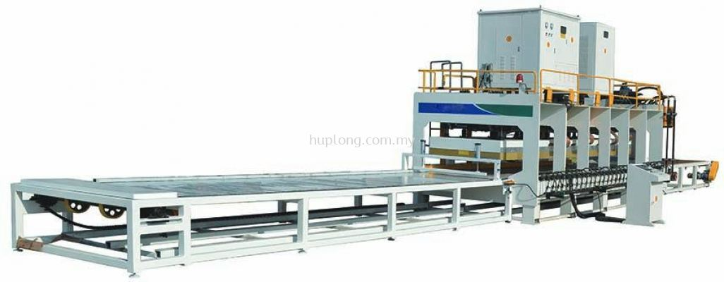 High Frequency Lamination Board Machine