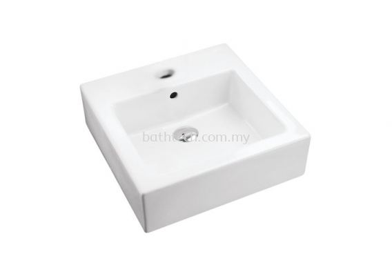 Trezzo 485 Wall Hung Basin