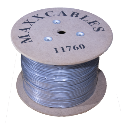 MAXXCABLES 11760 18AWG 2PAIR 305M