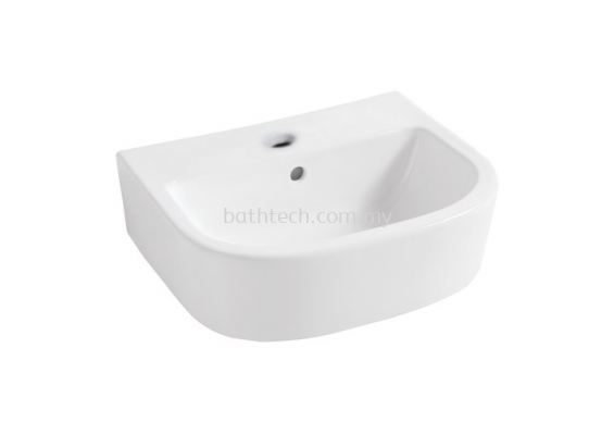 Latina 500 Wall Hung Basin