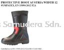 ROSENBAUER PROTECTIVE BOOT AUSTRIA W10, SYMPATEX, EN 15090:2012 F2A Fire Fighting Equipment