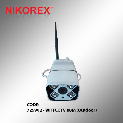 729902 - WiFi CCTV 88M (Outdoor)