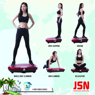 i-Surf Series (vibration plate)